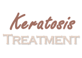 Keratosis Treatment